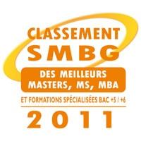 Classement SMBG des meilleurs Mastères français. L'ESC Toulouse fait le plein !